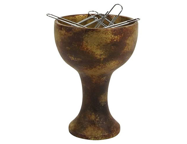 Indiana Jones Holy Grail - Magnetic Paperclip Holder