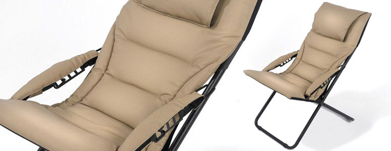 Indoor / Outdoor Massage Chair - The Green Head
