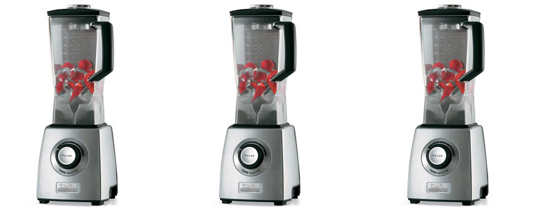 Industrial Blender - 1000 Watts, 20,000 RPMs, Infinitely Variable Speeds!