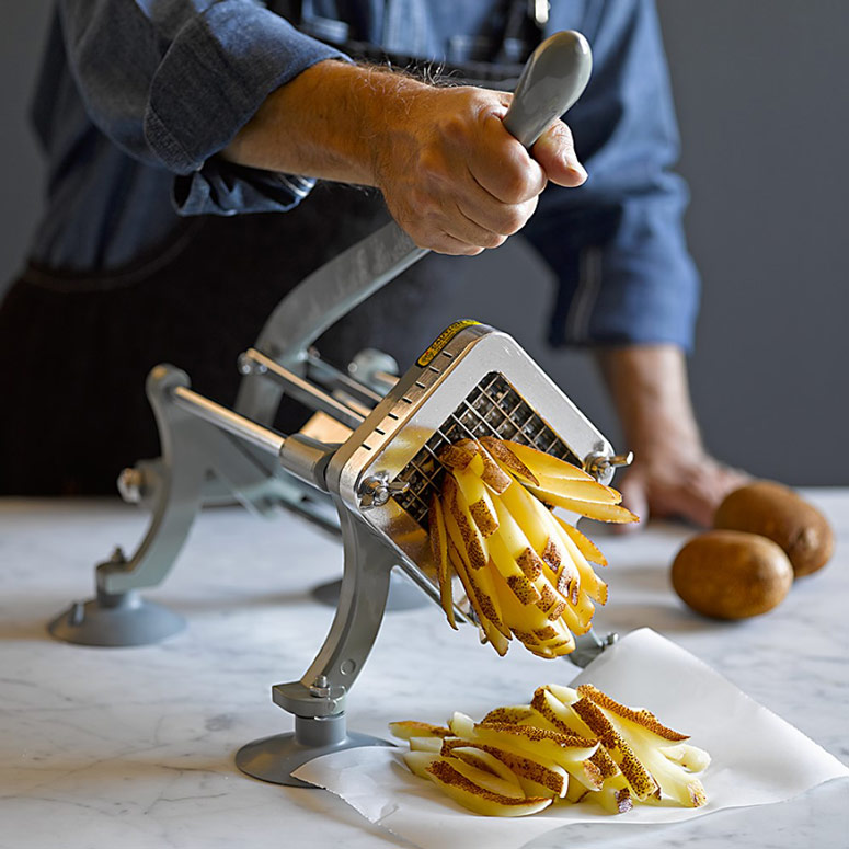 Industrial French Fry Cutter