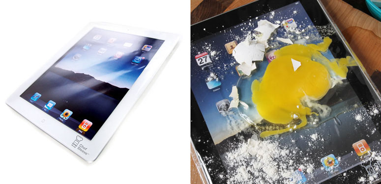 iPad Chef Sleeves