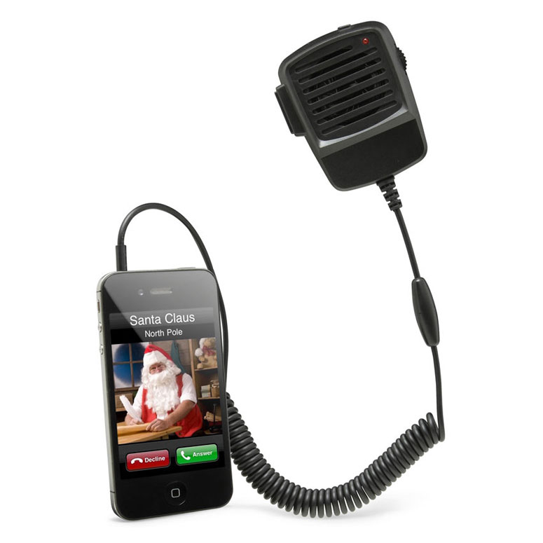Cb Radio Handset For Cell Phones The Green Head