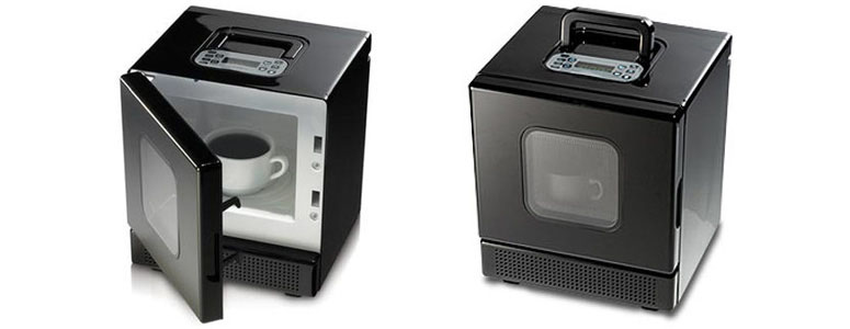 Iwavecube - World's First Personal, Portable Microwave
