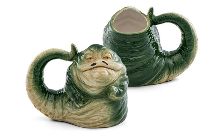 Jabba The Hut Coffee Mug