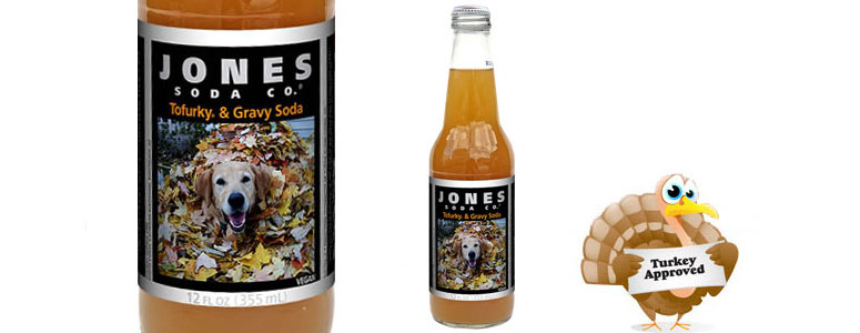 Jones Soda - Tofurkey And Gravy Soda