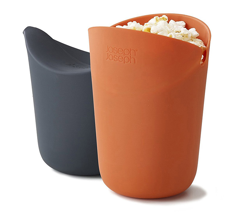 Joseph Joseph Single-Serve Popcorn Makers
