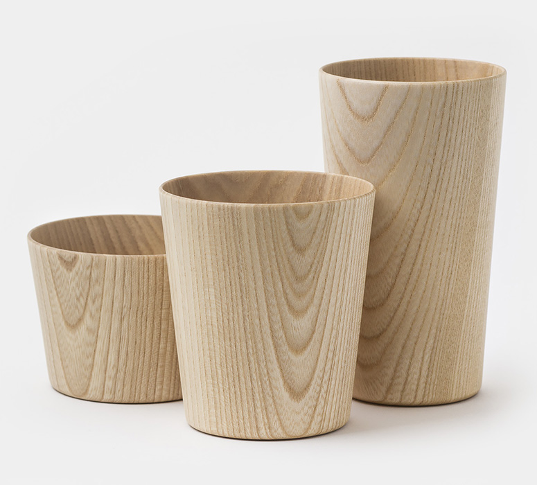 Kami Wood Cups