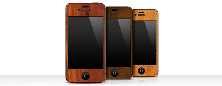 KARVT - 100% Authentic Wooden iPhone Skins