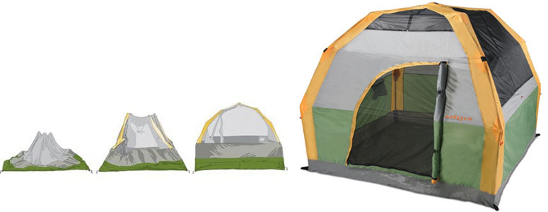 Kelsyus OGO Tent - Sets Up in 60 Seconds!