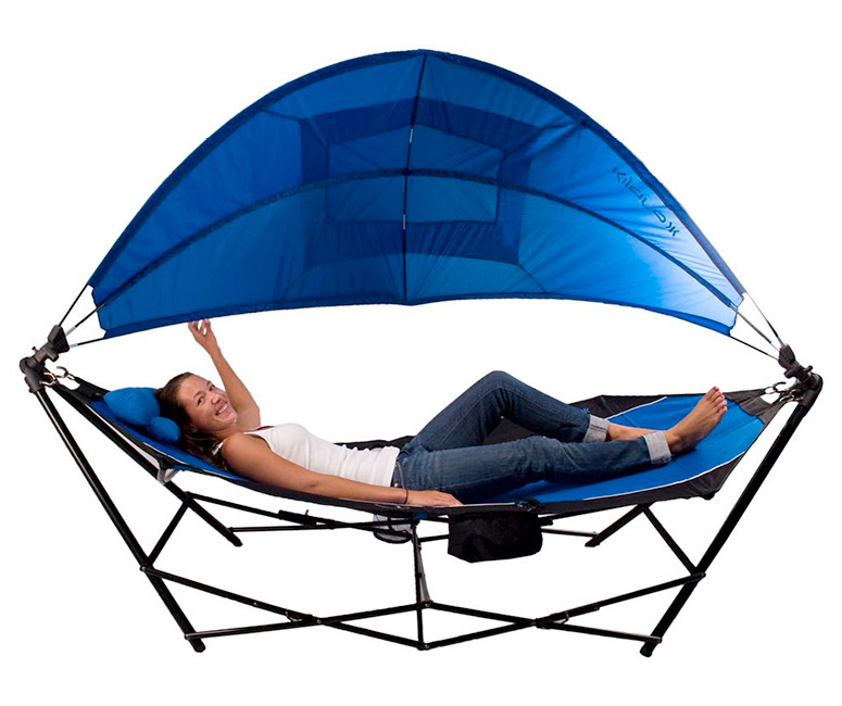 Favorite Kijaro - Portable Hammock With Canopy and Cooler - The Green Head VJ41