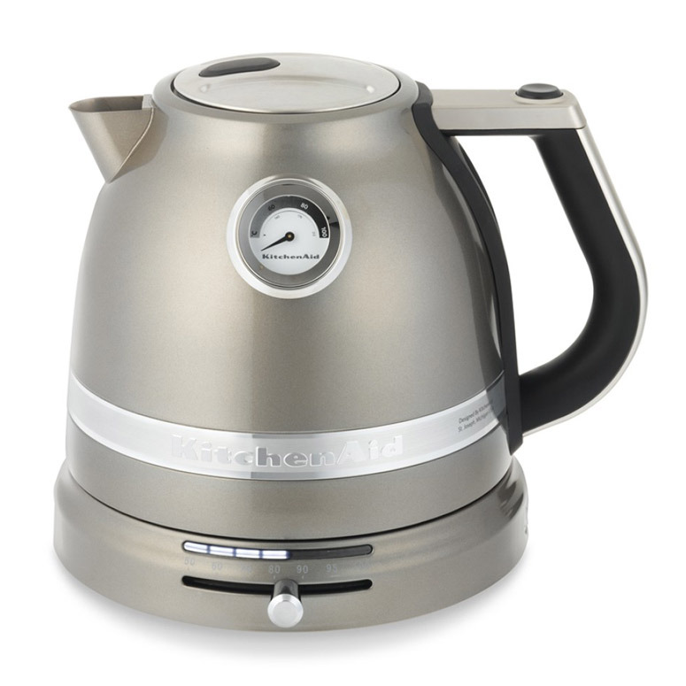Food Electric Kettles ~ Kitchenaid pro line electric tea kettle the green head