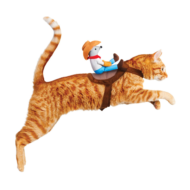 Kitty Up Cowboy Cat Costume The Green Head