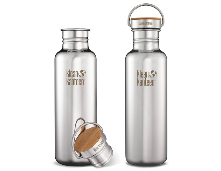 Klean Kanteen Reflect Water Bottle The Green Head