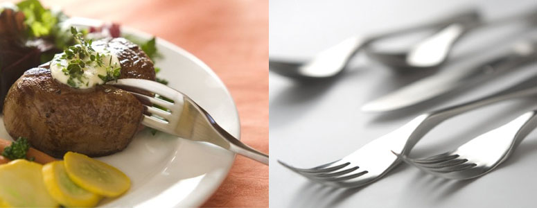 Knork Flatware - Fork and Knife United!
