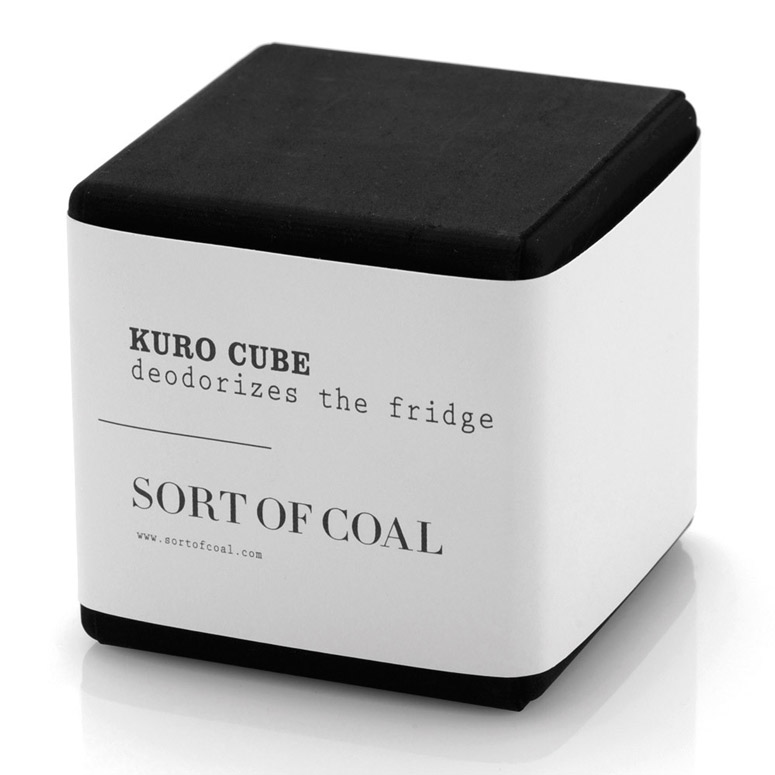Kuro Cube - Fridge Deodorizing Cubed White Charcoal