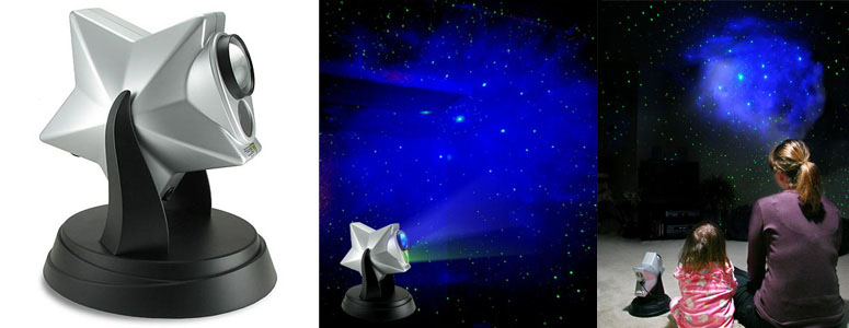 Laser Stars - Powerful Green Laser and Holographic Projector