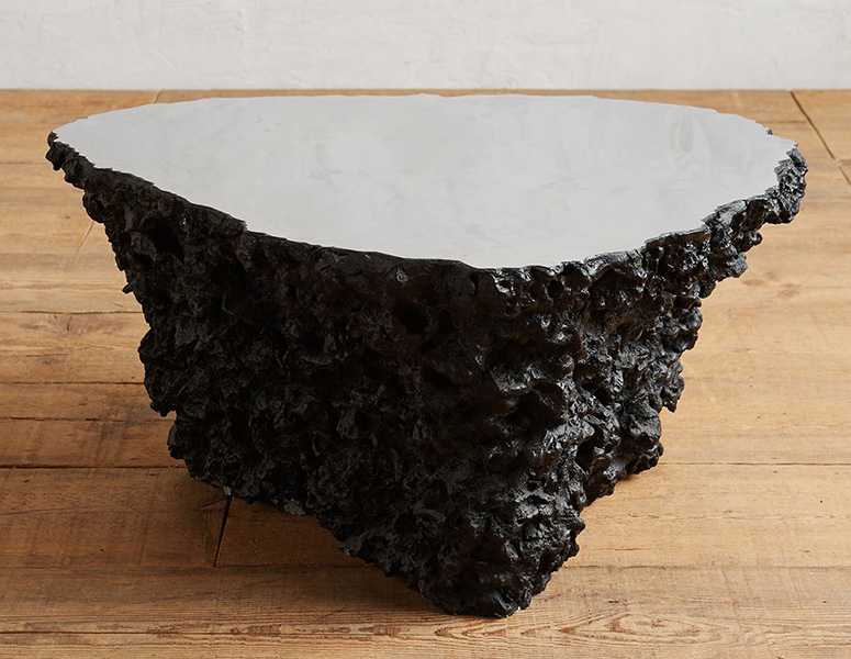 Lava Stone Coffee Table - The Green Head
