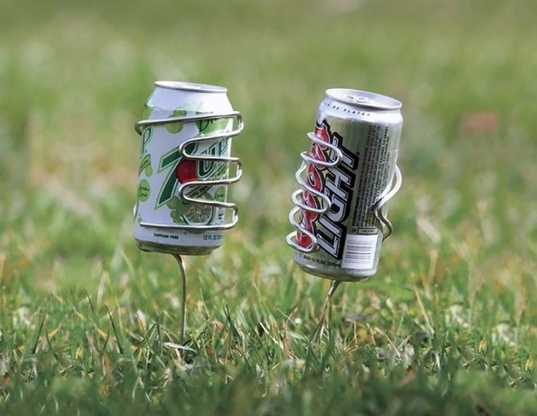 Lawn Drink Holders - Lawn Drink Holders - The Green Head