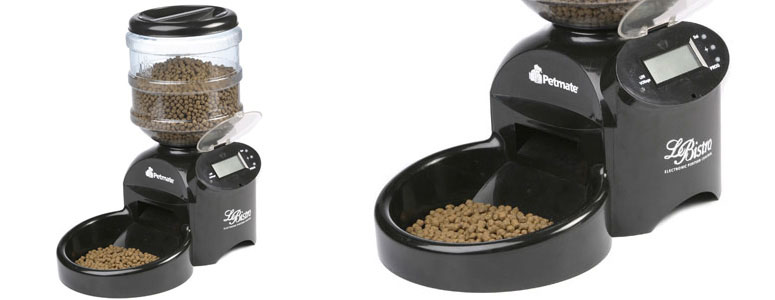 LeBistro - Automatic Portion Control Pet Feeder