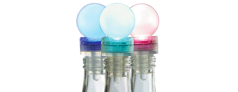 LED Bottle Stopper Lights
