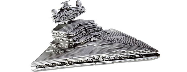 LEGO Ultimate Collector's Imperial Star Destroyer