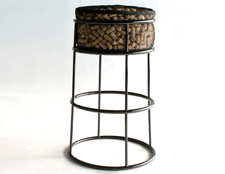 Life After Corkage Bar Stool The Green Head