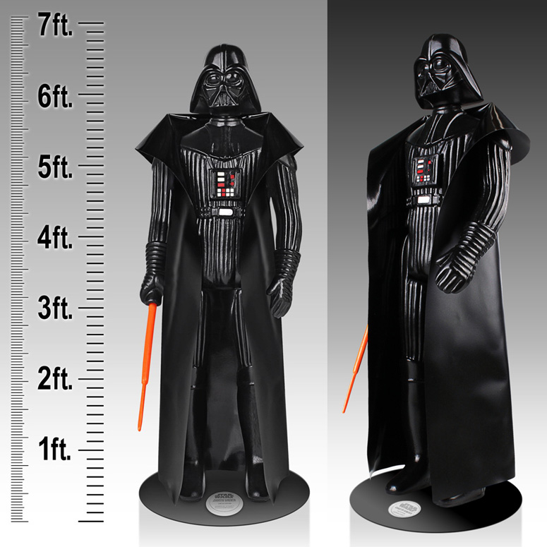 Lifesize Darth Vader Kenner Action Figure