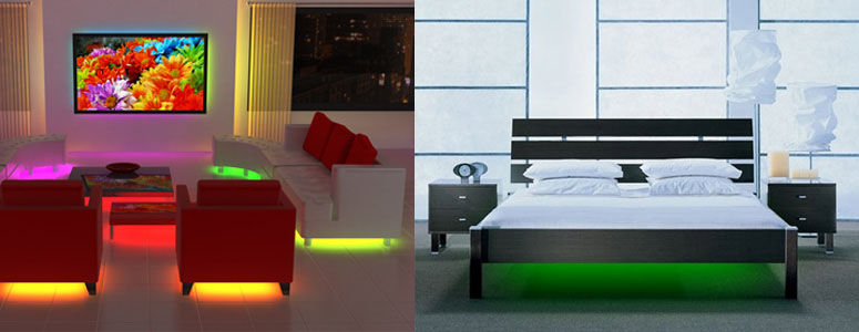LIT - Under Furniture Mood Lighting
