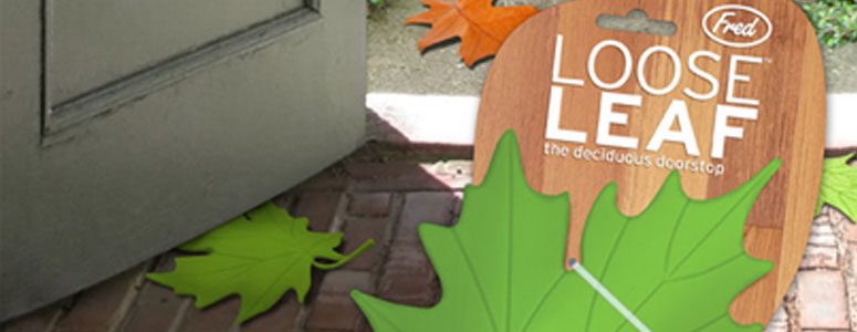 Loose Leaf - Deciduous Doorstop