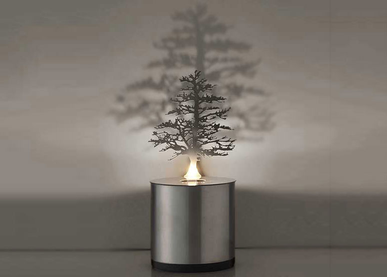 Lumen Tree Votive Oil Lamp