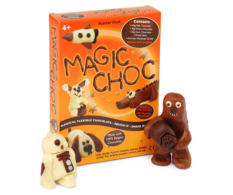 Magic Choc - Flexible, Modeling Chocolate