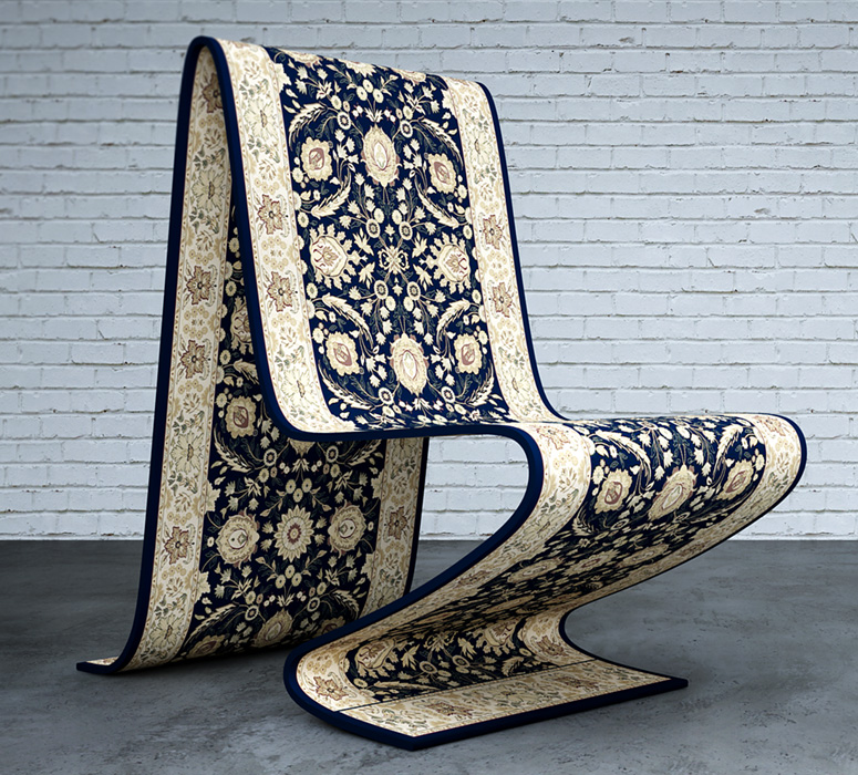 Magic Flying Carpet Chair