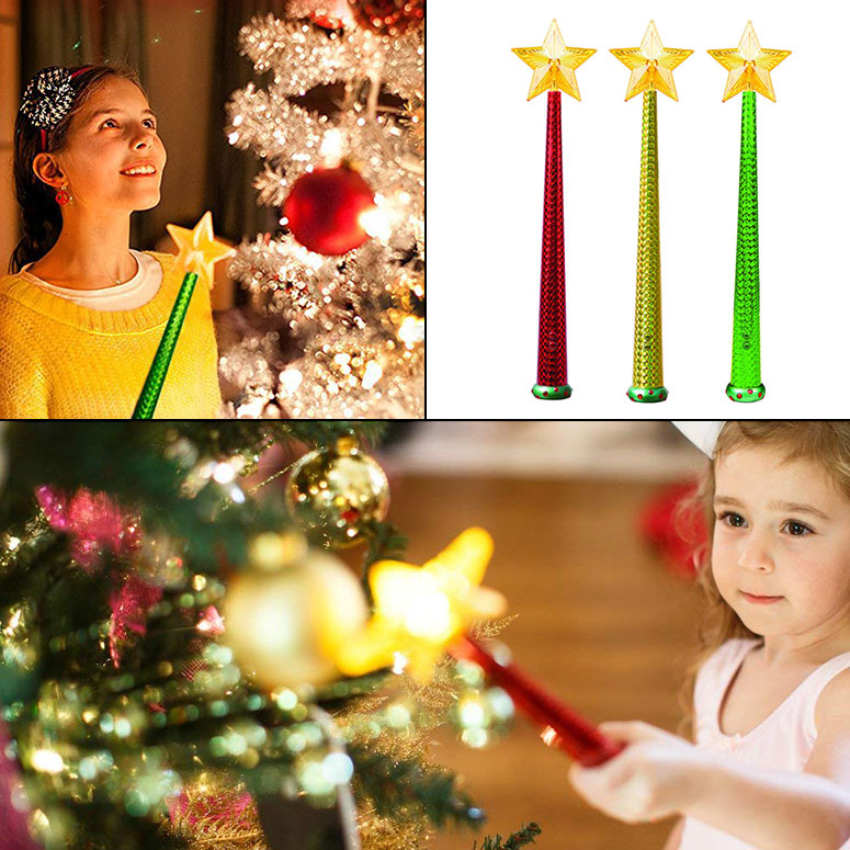 Magic Light Wand - Christmas Tree Remote Control