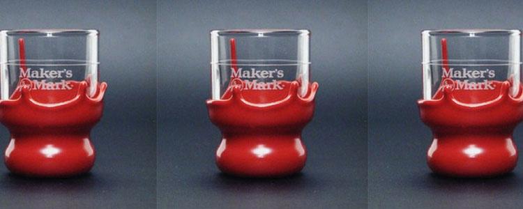Maker S Mark Wax Dipped Shot Glasses The Green Head