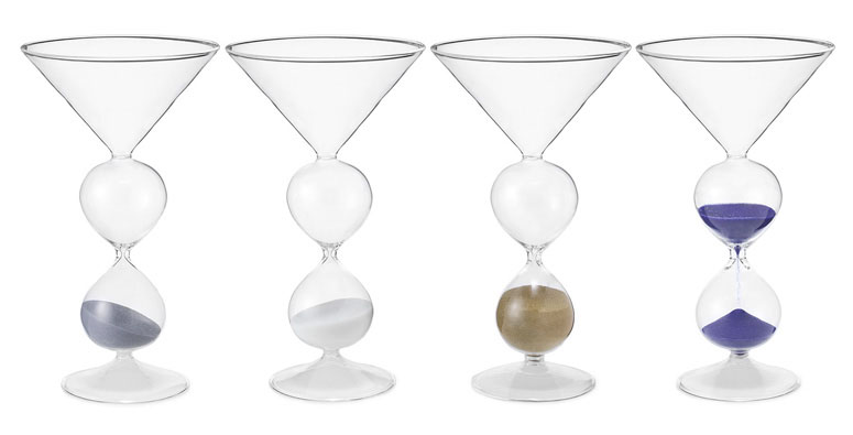 Martini Hourglasses