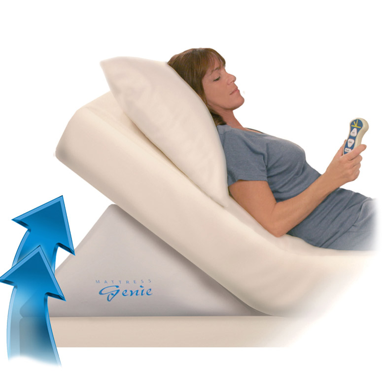 Mattress Genie - Adjustable Incline Bed Wedge