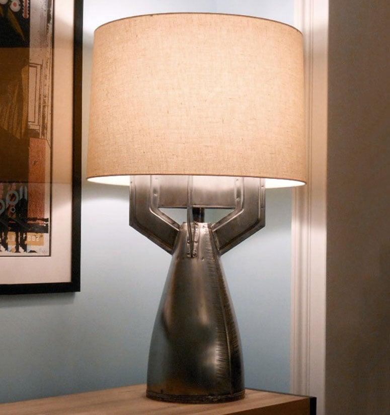 Megaton - Massive Bomb Lamp