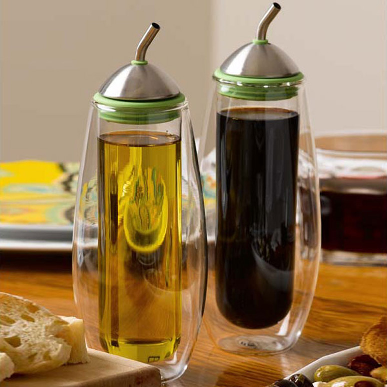 Miam Nebulea Oil And Vinegar Cruet Set