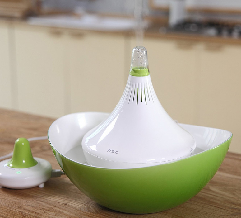 Miro Cleanpot Tankless Floating Humidifier Aroma