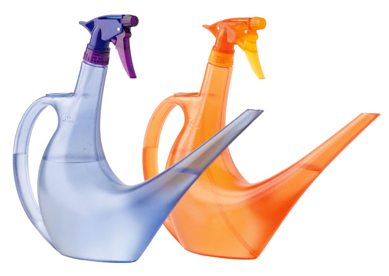 Mist-N-Pour - Two-in-One Watering Can and Spray Bottle