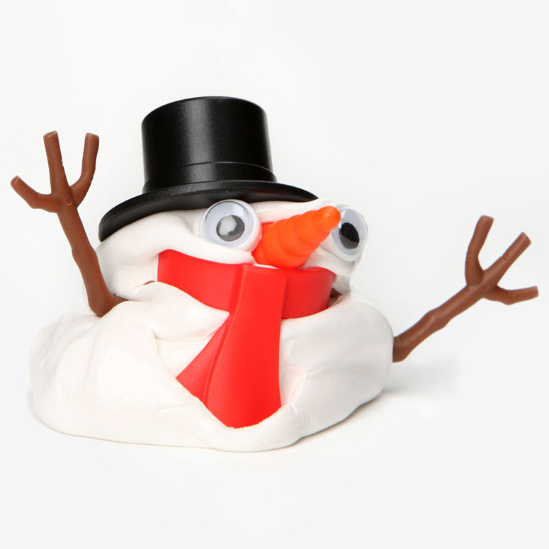 Mr Frost Melting Snowman Kit The Green Head