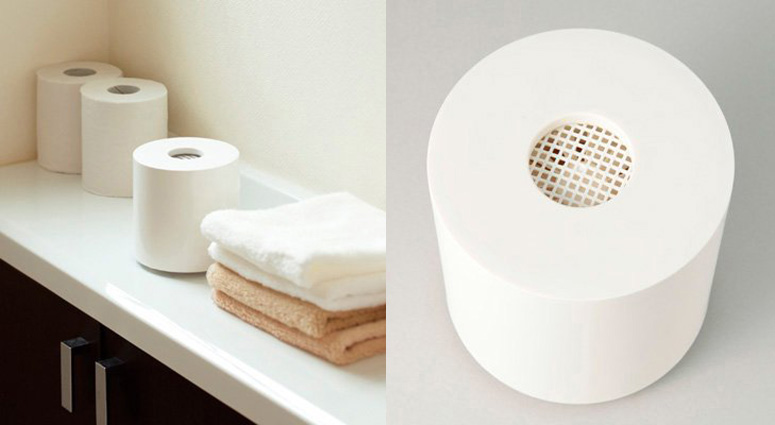 Muji Toilet Paper Roll Air Freshener