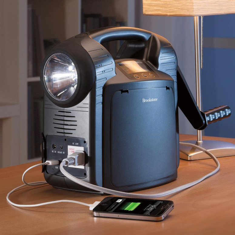 Multi-Functional Portable Power Supply