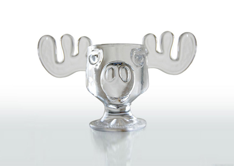 National Lampoon's Christmas Vacation Moose Mugs / Eggnog Cups