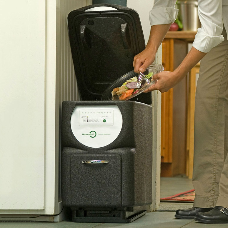 NatureMill Plus - Automatic Kitchen Composter