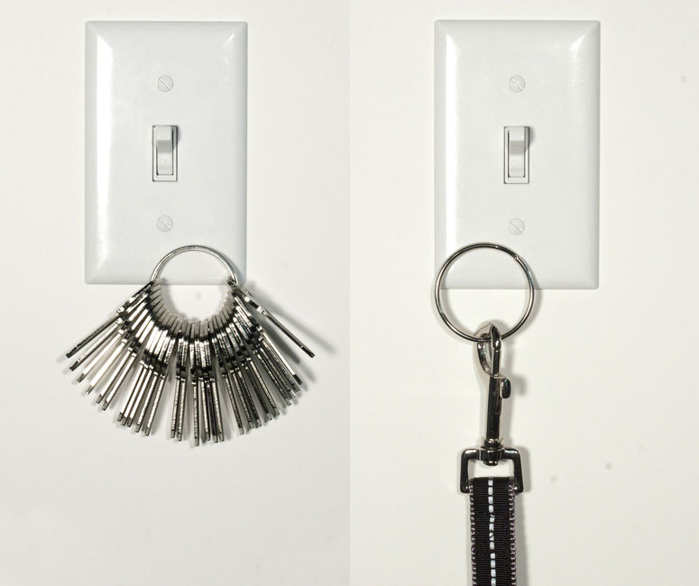 NeoCover - Magnetic Light Switch Cover
