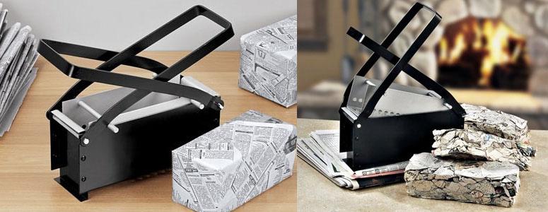 Newspaper maker
