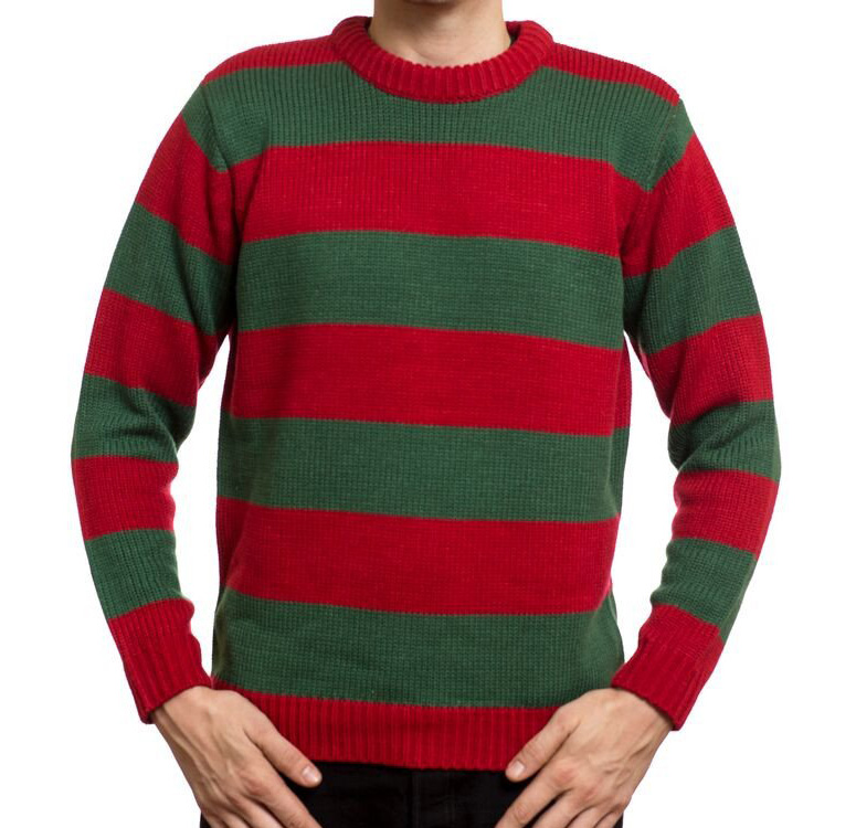 A Nightmare On Elm Street Freddy Krueger Sweater The