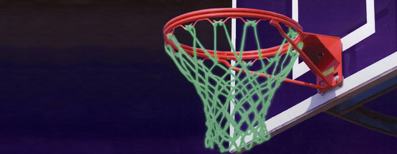 Nite Hoops - Glow-In-The-Dark Basketball Net