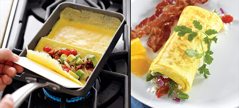 Nordic Ware Rolled Omelete Pan